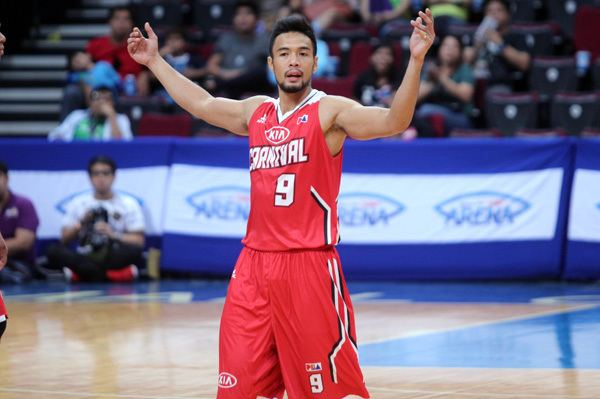 Alex Nuyles NOW39S THE TIME TO SHINE Philippine Basketball Association
