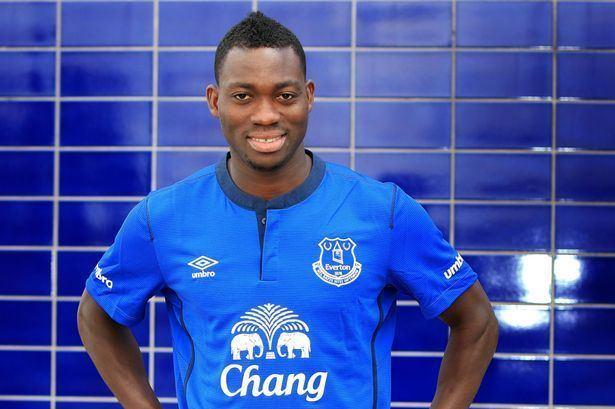 Alex Nyarko New Everton recruit Christian Atsu looking to succeed