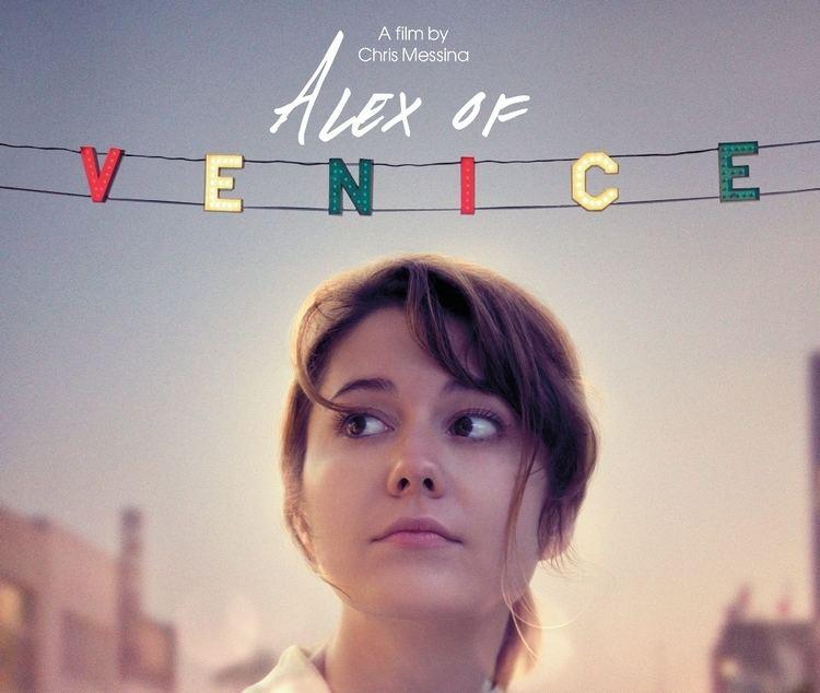 Alex of Venice Alex of Venice Screening and QA w Chris Messina Vidiots Foundation