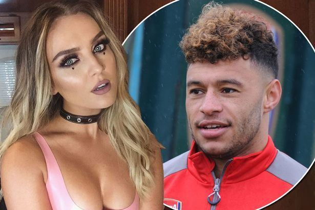 Alex Oxlade-Chamberlain Perrie Edwards confirms shes dating Arsenal footballer Alex