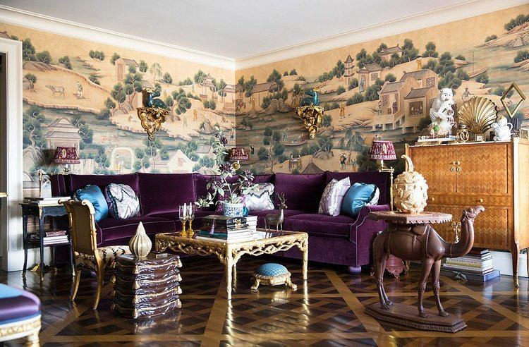 Alex Papachristidis Inside the Stunning Home of the Ultimate AList Decorator One