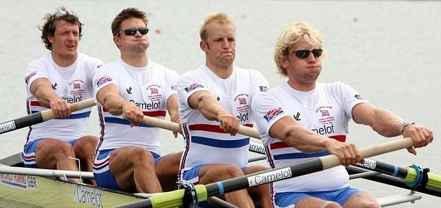 Alex Partridge Alex Partridge opts to be in GB rowing eight at London 2012 Olympics