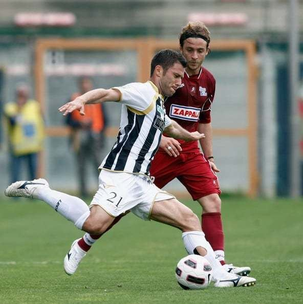 Alex Pederzoli PER IL CENTROCAMPO INGAGGIATO ALEX PEDERZOLI FC Sdtirol