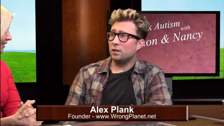 Alex Plank Wrong Planet39s Alex Plank YouTube