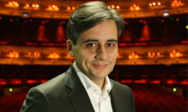 Alex Poots Manchester international festival founding director off to