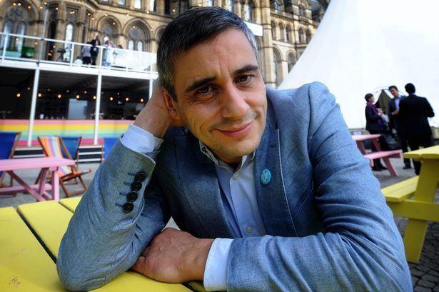 Alex Poots Manchester International Festival launch day boss Alex