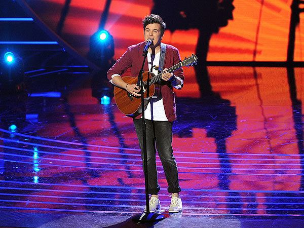 Alex Preston (singer) American Idol Recap Alex Preston Delivers the Performance