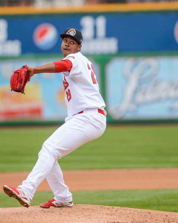 Alex Reyes Interview with Alex Reyes Playing In Peoria