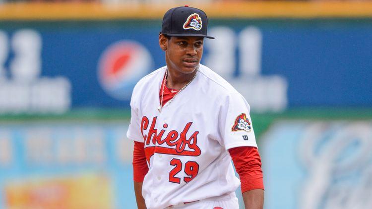 Alex Reyes Jim Callis Cardinals39 Alex Reyes best pitching prospect