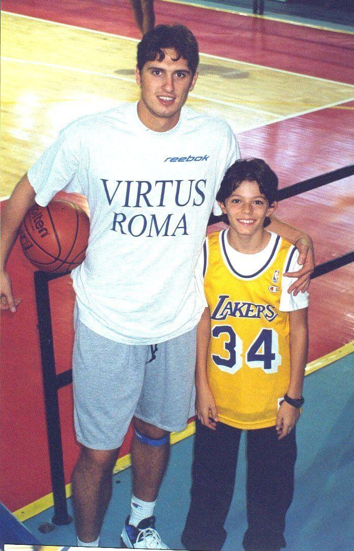 Alex Righetti VirtusRoma2002