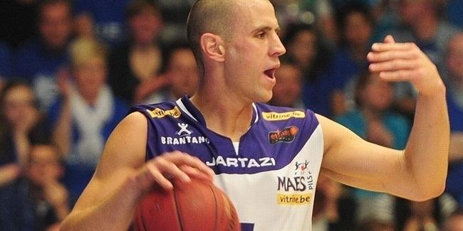 Alex Ruoff Dominion BB signs Ruoff Latest Welcome to Eurocup