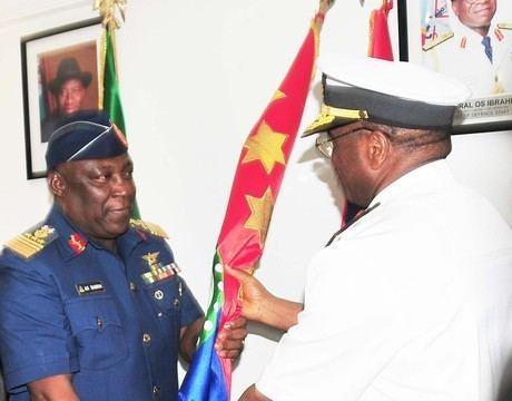 Alex Sabundu Badeh Air Marshal Alexander Sabundu Badeh INFORMATION NIGERIA