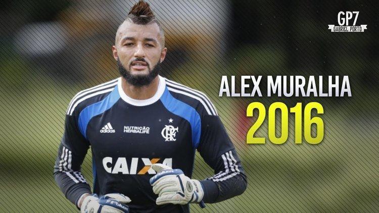 Alex Muralha Alex Muralha Best Saves Melhores Defesas Flamengo 2016