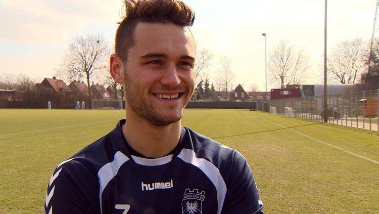 Alex Schalk Alex Schalk laat contract bij Go Ahead Eagles ontbinden