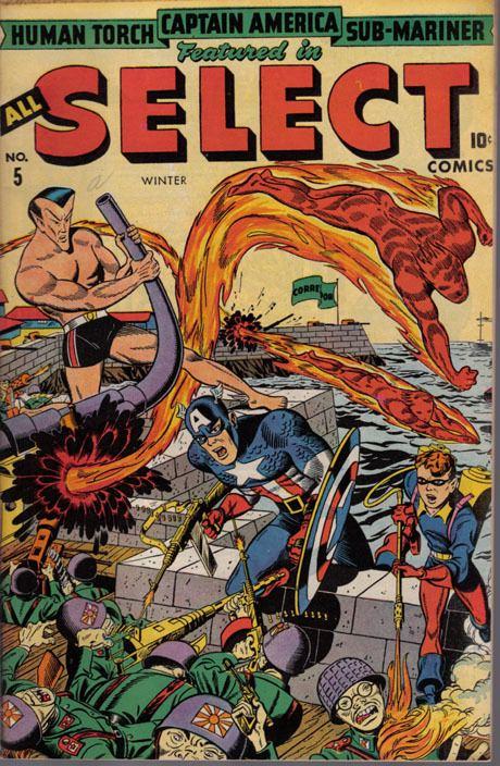 Alex Schomburg Golden Age Friday Alex Schomburg The Comics Journal