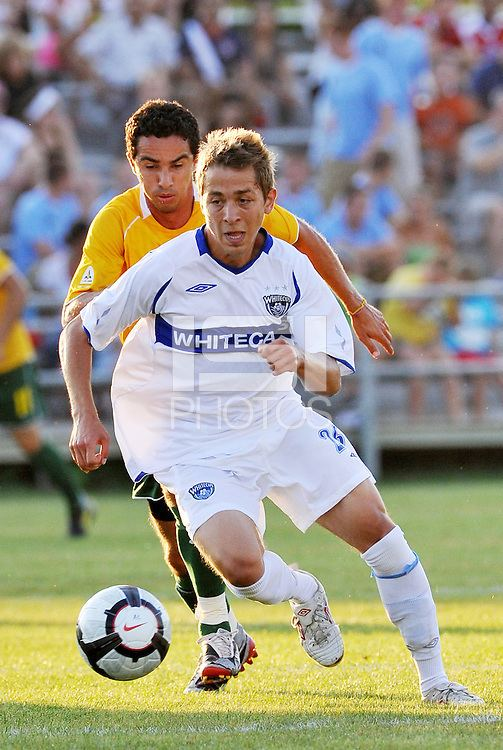 Alex Semenets Alex Semenets Gauchinho International Sports Images