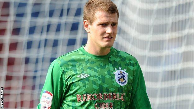 Alex Smithies BBC Sport Huddersfield Town39s Alex Smithies signs new deal