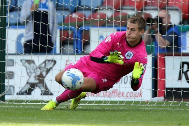 Alex Smithies Huddersfield Town keeper Alex Smithies seeking cleansheet
