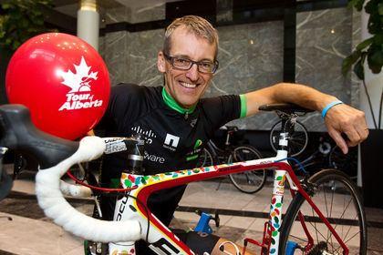 Alex Stieda Former pro racer Alex Stieda to host exclusive tour of