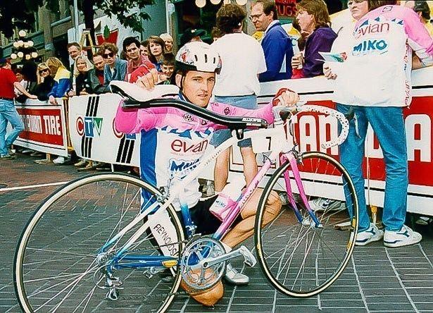 Alex Stieda Alex Stieda Ciclismo Passion