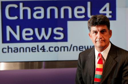 Alex Thomson (journalist) Alex Thomson My Kelvin MacKenzie doorstep gave viewers feelgood