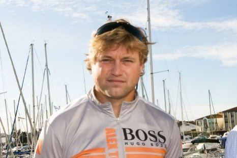 Alex Thomson (sailor) Professional yachtsman Alex Thomson I feel lonely out at