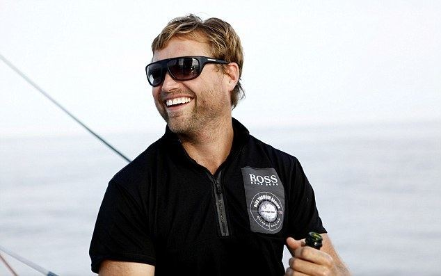 Alex Thomson (sailor) Sleep will be a luxury for Thomson as Brit Daily Mail Online