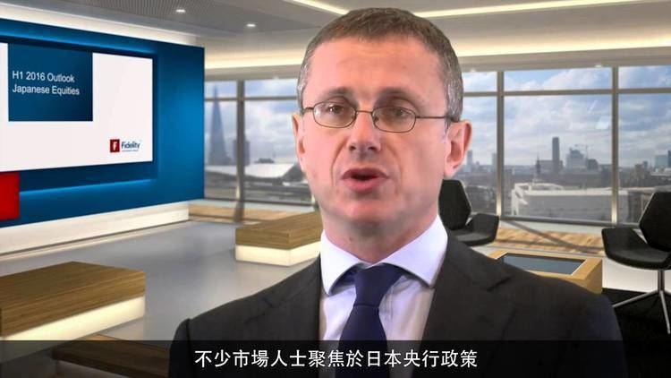 Alex Treves 2016 H1 Japanese Equities Outlook Alex Treves