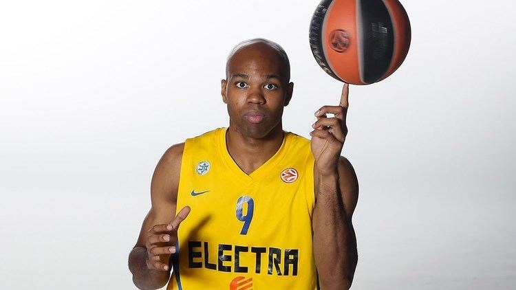 Alex Tyus Play of the night Alex Tyus Maccabi Electra Tel Aviv