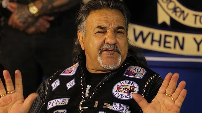 Alex Vella Rebels bikie gang president Alex Vella has visa cancelled