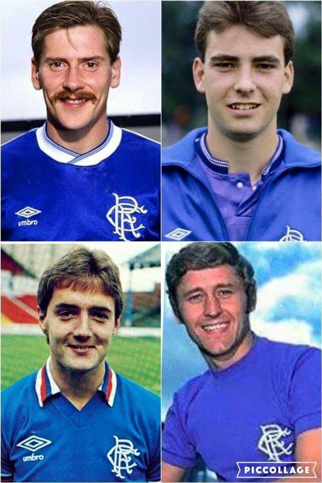 Alex Willoughby Ally Dawson Scott Nisbett Ian Redford Alex Willoughby Football