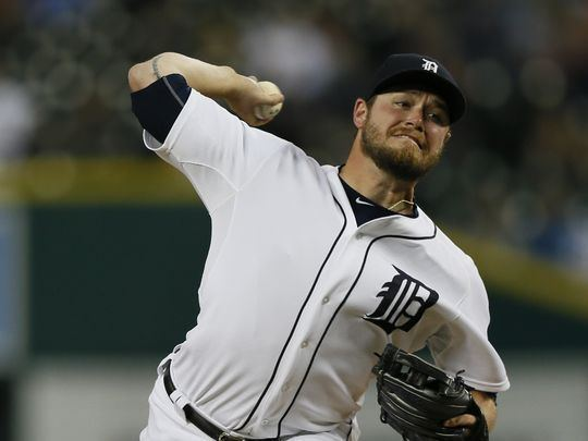 Alex Wilson (baseball) Tigers Alex Wilson closing games real estate deals