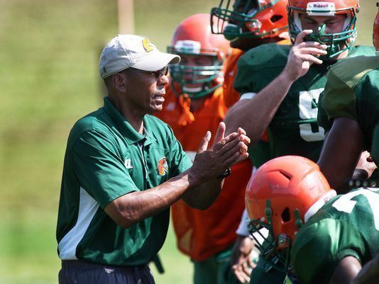 Alex Wood (American football) Update FAMU coach Alex Wood has contract approved by BoT