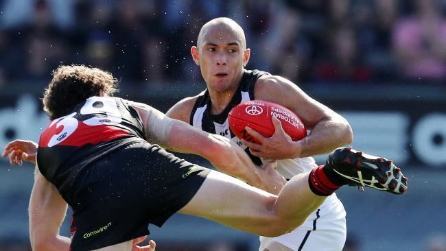 Alex Woodward Alex Woodward knee injury surgery Collingwood VFL set for fourth