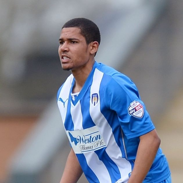 Alex Wynter Colchester United sign Alex Wynter from Crystal Palace
