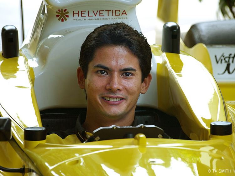 Alex Yoong Alex Yoong confirmed to be in LOTUS F1 Racing
