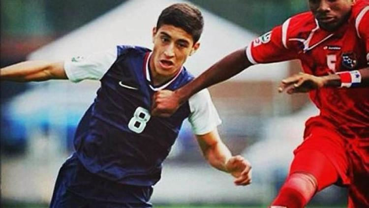 Alejandro Zendejas FC Dallas signs 13th Homegrown player Alejandro Zendejas FC Dallas