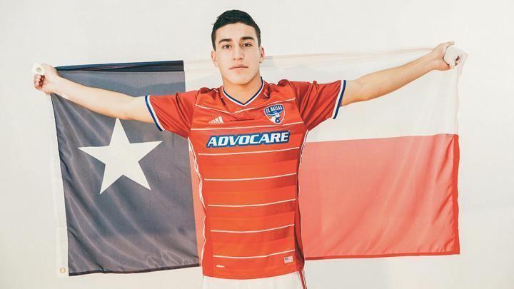 Alejandro Zendejas Alex Zendejas FC Dallas