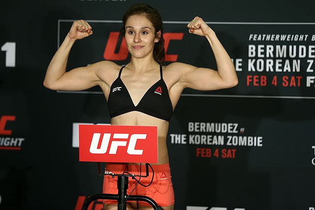 Alexa Grasso Alexa Grasso to Make Octagon Debut at UFC Fight Night in Mexico City