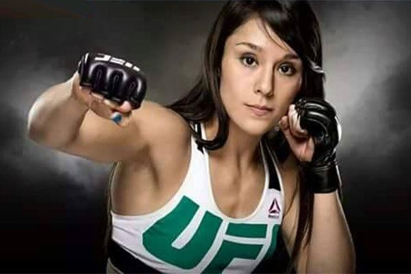 Alexa Grasso Alexa Grasso Defeats Randa Markos By Split Decision At UFC Fight