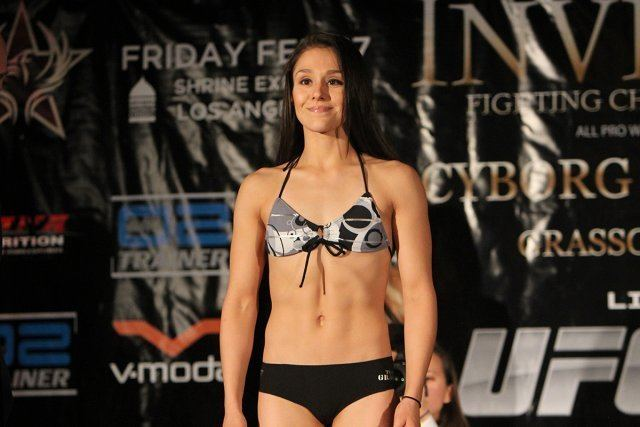 Alexa Grasso Alexa Grasso MMA Stats Pictures News Videos Biography