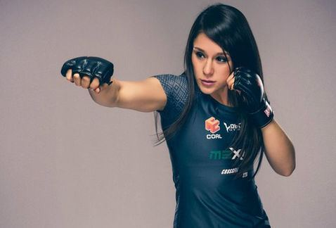 Alexa Grasso The MMA Corner39s Hottie of the Week Alexa Grasso