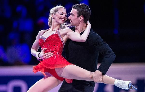 Alexa Scimeca Scimeca and Knierim Romance has been a benefit