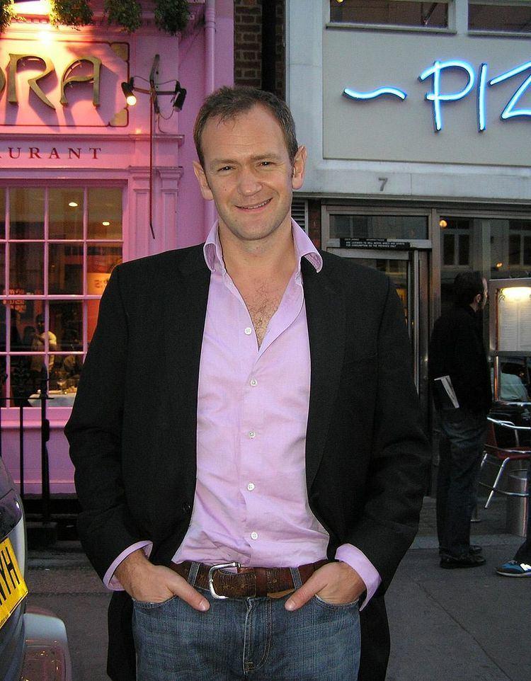 Alexander Armstrong (comedian)