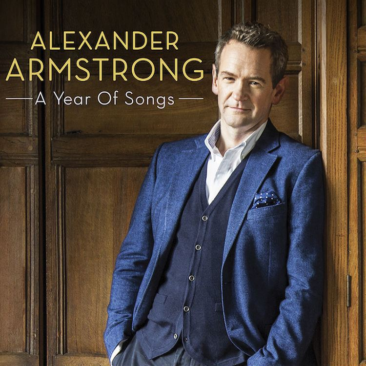 Alexander Armstrong (comedian) Pointless39 Alexander Armstrong is releasing his debut