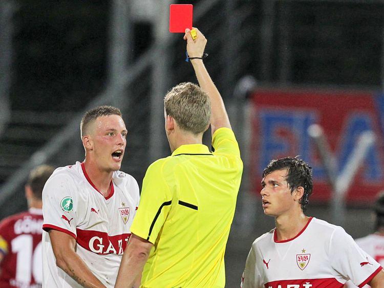 Alexander Aschauer Zwei Spiele Sperre fr Aschauer 3 Liga