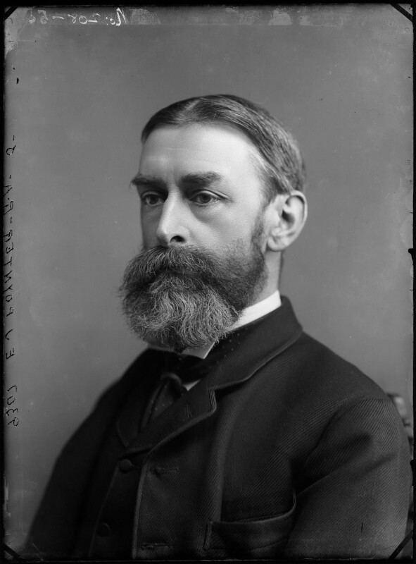 Alexander Bassano NPG x96611 Sir Edward John Poynter 1st Bt Large Image