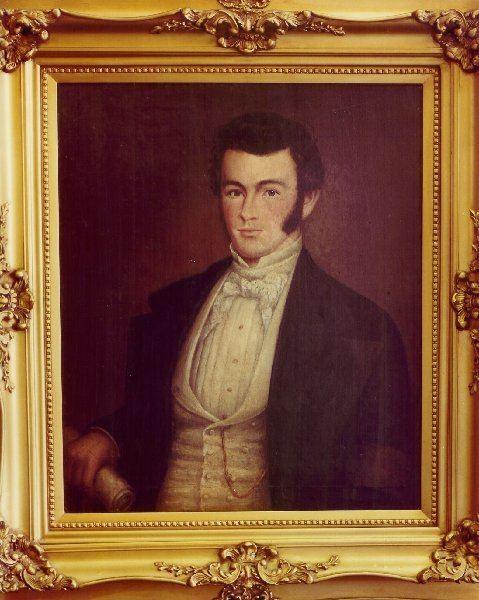 Alexander Blackburn Bradford Alexander Blackburn Bradford 1799 1873 Find A Grave Memorial