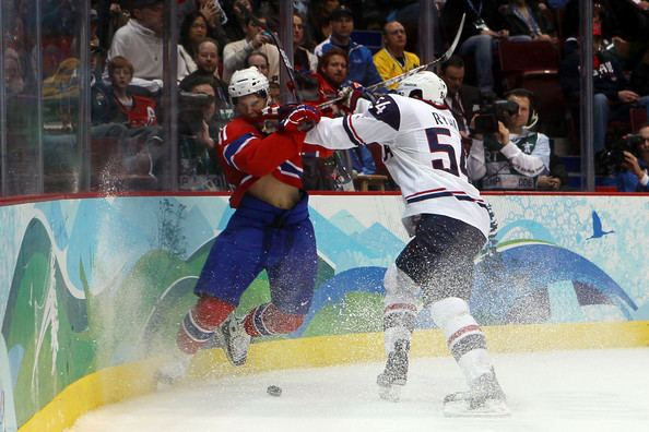 Alexander Bonsaksen Alexander Bonsaksen Photos Photos Ice Hockey Day 7 Zimbio
