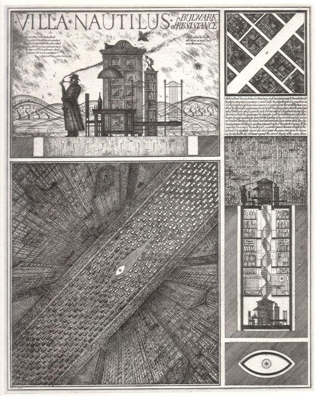 Alexander Brodsky the paper architecture of brodsky amp utkin